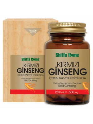 Shiffa Home Ginseng Tablet
