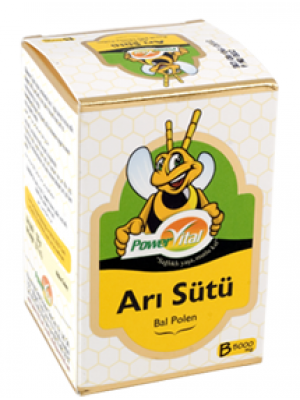 POWER VİTAL Arı Sütü (MACUN) - 5000mg