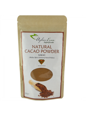 Ayhan Ercan Super Foods Natural Cacao (Kakao Tozu ) Powder 200 gr