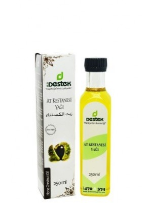 Destek At Kestanesi Yağı 250 ml