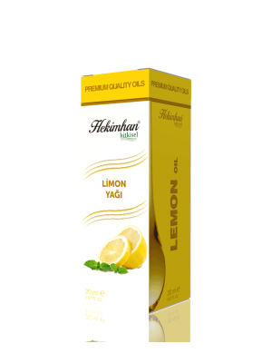 HEKİMHAN LİMON YAĞI 20 ml