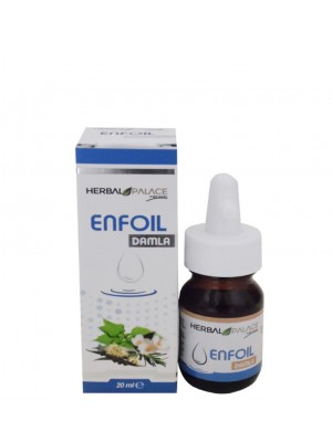 Herbal Palace Enfoil Damla 20 ML