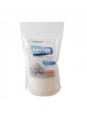 Herbal Palace Kaya Tuzu 500 GR ( Tane ) İyotsuz