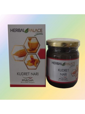 Herbal Palace Kudret Narı Macunu 230 GR