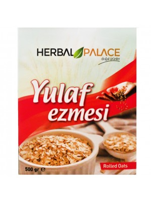 Herbal Palace Yulaf Ezmesi 500 GR