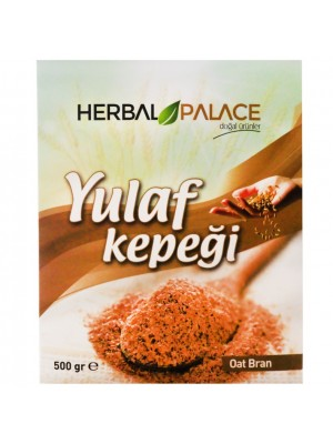 Herbal Palace Yulaf Kepeği 500 GR