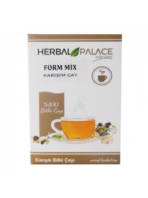 Herbal Palace Form Mix Çayı