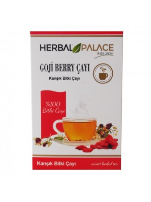 Herbal Palace Goji Berry Çayı