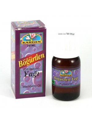 Karden Böğürtlen Yağı 20 ml