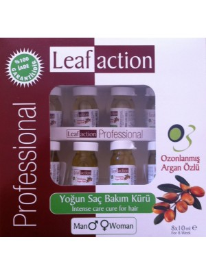 Leafaction Ozonlanmış Argan Yağı