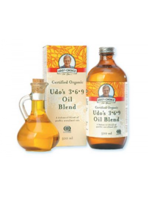 THE LifeCo  Udo's Choice Omega 3 6 9 Yağ Karışımı - 500ml