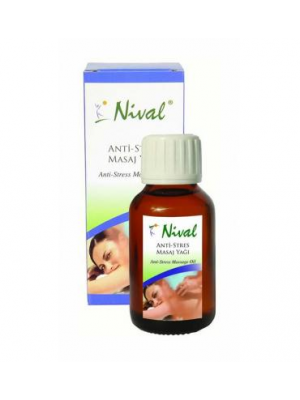 NIVAL ANTI-STRESS MASAJ YAĞI 50 ML