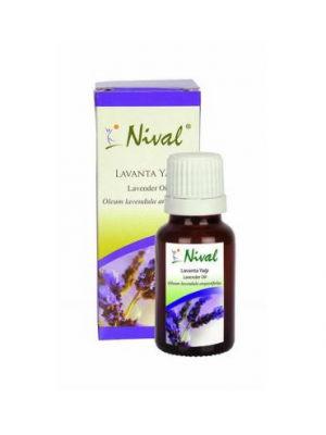 NIVAL LAVANTA YAĞI 20 ML
