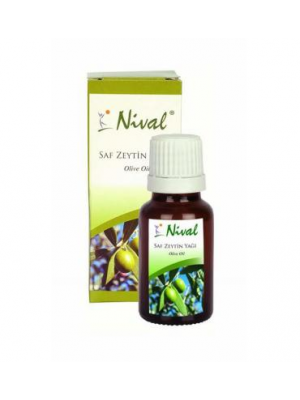 NIVAL SAF NATUREL ZEYTIN YAĞI 20 ML