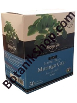 Nurs Herbal Tea's Moringa Tea Çayı
