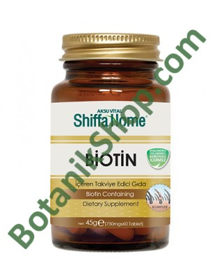 Shiffa Home Biotin 60 Tablet
