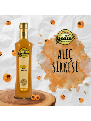 Yedier Alıç Sirkesi 500 ml
