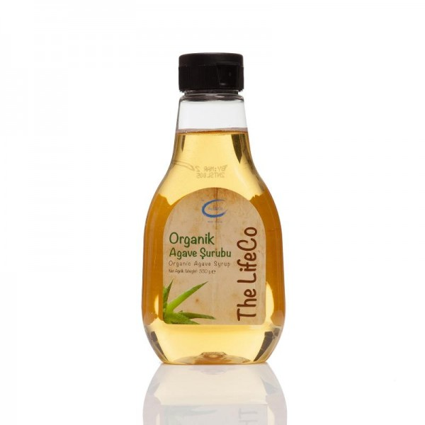 The Lifeco Organik Agave Şurubu