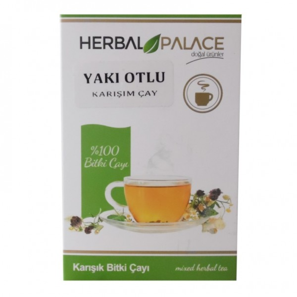 Herbal Palace Yakı Otlu Çay