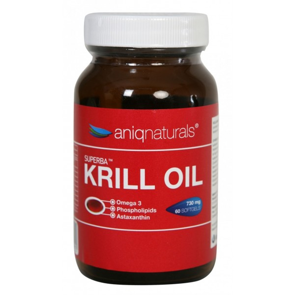 Krill Oil Krill Yağı 60 Softgel