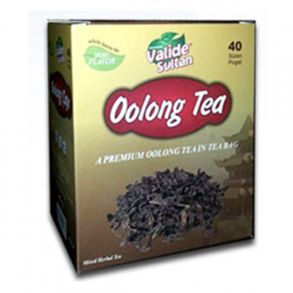 Valide Sultan Oolong Çayı Tea